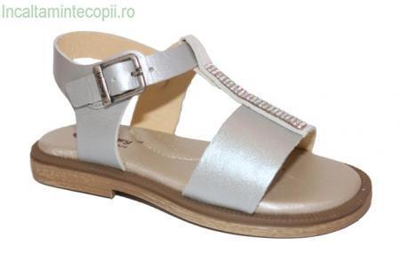 Billowy -Sandale argintii copii 6495C35