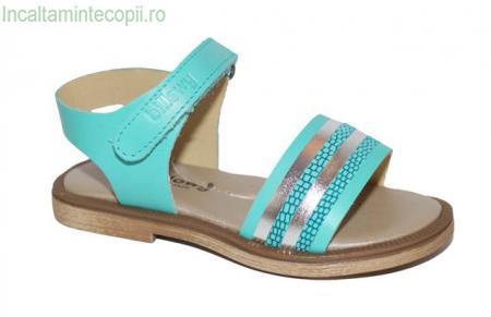 Billowy -Sandale fete turcoaz 6480C50