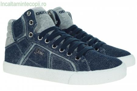 GEOX-Sneakers denim fete j52f4b