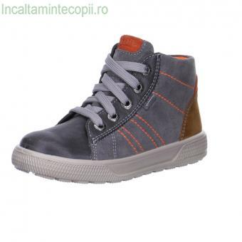 SUPER FIT-Ghete GoreTex gri copii 5-00455-07