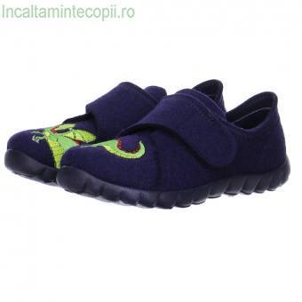 SUPER FIT-Pantofi usori interior copii 5-00301-80