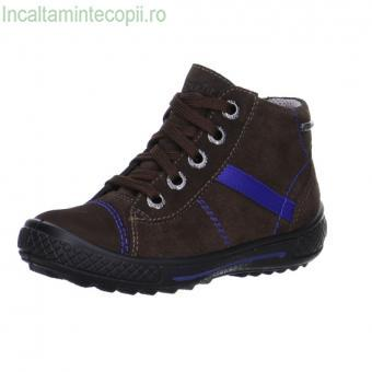 SUPER FIT-Ghete GoreTex maro copii 5-08103-11