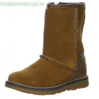 SUPER FIT-Cizme stil ugg fete Gore-tex 5-00394-23