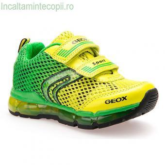 GEOX-Adidasi copii leduri Geox J6244C