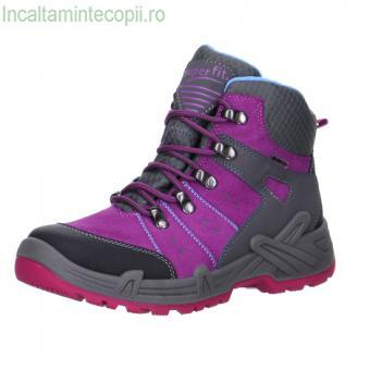 SUPER FIT-Bocanci GoreTex treking fete 5-00400-74