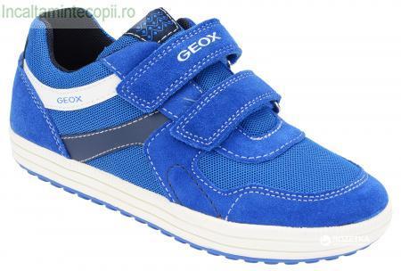 GEOX-Sneakers cu clape copii Geox J72A4A