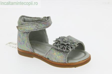 MOD8-Sandale argintii copii 471780-10