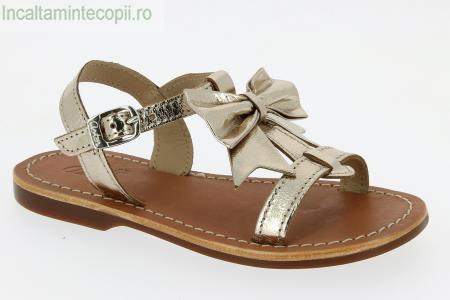 Aster-Sandale aurii fete  415522-30 Victorine