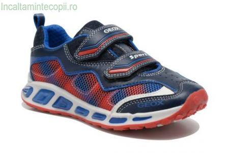 GEOX-Adidasi copii led J6294A