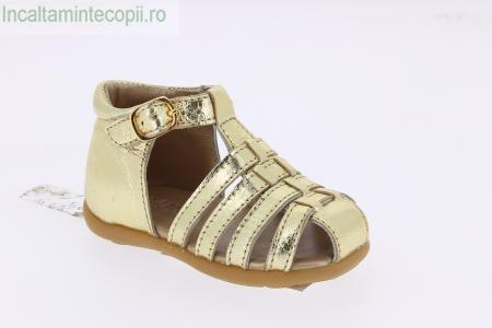 MOD8- Sandale aurii fetite Mod8 416563-10